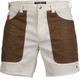 "Amundsen Sports M's Field 7"" Shorts offwhite/tan"